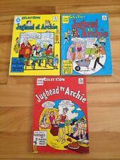 sélection jughead et archie # 302,328,349 éditions héritage