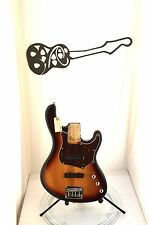 #4378 Cort GB34 J Electric Bass Guitar 4-String Project Loaded Body OEM Part DIY