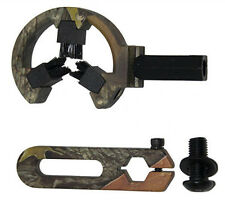 L/R Camo Brush Arrow Rest Whisker Compound Bow Hunting Archery
