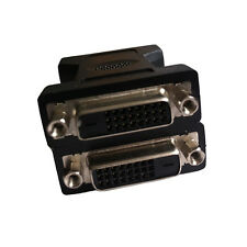 DVI (24+1) Female to Female Coupler Joiner Connector Extender Gender Changer