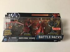 Star Wars Darth Maul Returns special edition Battle Pack Target only