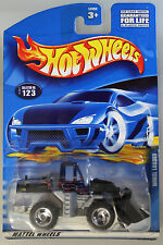 Hot Wheels 1:64 Scale 1999 Series WHEEL LOADER (BLACK)