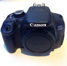 Canon EOS 650D Shutter *578* Many Extras In Stunning Condition