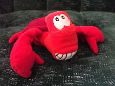 "8"" Disney Sebastian the Crab from Little Mermaid"