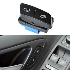 Driver Side Door Central Lock Switch Button For VW Golf Jetta Tiguan 1K0962125B