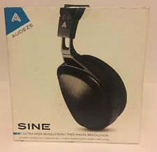 Audeze Sine On-Ear Planar Magnetic Headphones - Black - NEW - Free Shipping