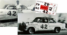 CD_1815 #42 Lee Petty 1952 Chrysler  1:24 Scale Decals   ~SALE~