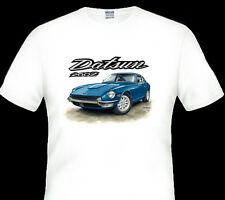 DATSUN   260Z    COUPE       WHITE  T-SHIRT   MEN'S  LADIES  KID'S  SIZES