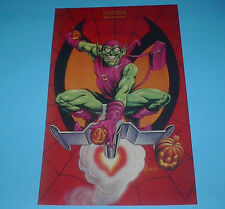 MARVEL SPIDERMAN VILLAINS GREEN GOBLIN POSTER PIN UP JUSKO