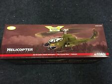 "Corgi US51205, AH-1G COBRA ATTACK HELICOPTER, ""THE CRYSTAL SHIP"" 0554 of 1820"