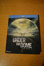 "Coffret en blu-ray de la saison 2 de ""Under the dome"" en VF"