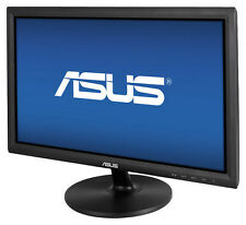 """Asus - 19.5"""" HD Touch-Screen Monitor - Black"""