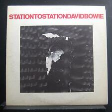 David Bowie - Station To Station LP Mint- APL1-1327 1976 Vinyl Record