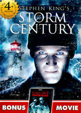 Double Feature - Storm Of The Century & Children Of The Corn II [Stephen King]