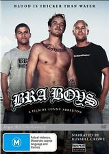 Bra Boys, Australian Surf Film (DVD, 2007, Region 4) g6