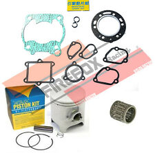 Honda CR250 CR 1987 66.40mm Bore Mitaka Top End Rebuild Kit Inc Piston & Gaskets