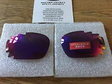 New Oakley Jawbone/Racing Jacket Prizm Road Vented Lens Set