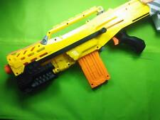Nerf N-strike Elite Zombie Strike longshot pump grip 3D printed