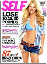 Self - 2011, May - Gwyneth Paltrow, Lose 10-20 Pounds, Water Helps You Stay Slim