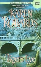 Tiger's Eye - Karen Robards (Paperback)
