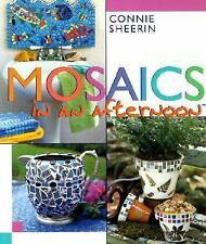 Mosaics in an afternoon®, Sheerin, Connie, Good Book