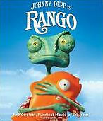 PRE  ORDER: RANGO - BLU RAY - Region A - Sealed