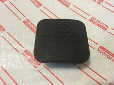 *NEW TOYOTA TOW HITCH COVER RUBBER PLUG RUNNER SEQUOIA LANDCRUISER HIGHLANDER