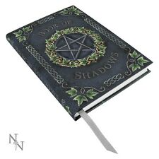 NEMESIS NOW *IVY BOOK OF SHADOWS* EMBOSSED JOURNAL/NOTEBOOK SEALED
