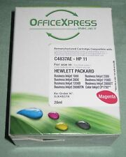DV5386 OFFICEXPRESS COMPATIBLE HP11 IMPRIMANTE CARTOUCHE MAGENTA C4837AE