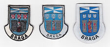 SCOUTS OF PORTUGAL - CORPO NACIONAL DE ESCUTAS (CNE) SCOUT BRAGA PATCH (3 VAR)