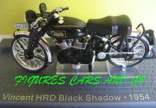 1/24 MOTO  CLASSIQUE 1000 VINCENT HRD BLACK SHADOW 1954 MOTORCYCLE MOTORRAD