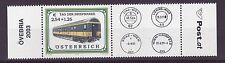 Österreich Nr. 2414  **  Tag der Briefmarke Bahnpostwagen Siemens M320 ZF rechts