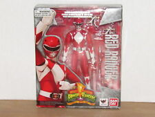 Bandai S.H.Figuarts MMPR Mighty Morphin Power Rangers Red Rangr MISB new tyranno