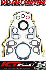 LS Timing Cover Gasket Set Cam Swap 4.8 5.3 5.7 6.0 LSX LS1 LQ4 LQ9 LS2 LS3 LS7