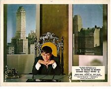 Robert Morse HOW TO SUCCEED IN BUSINESS(1967)Original lobby card UK POST FREE