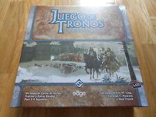 juego de cartas Juego de Tronos LCG - Caja Básica - EDGE - FF
