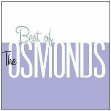 FREE US SH (int'l sh=$0-$3) NEW CD The Osmonds: Best Of The Osmonds