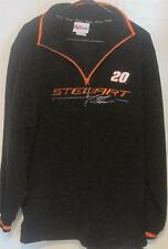 Chase Authentics NASCAR Racing Tony Stewart 20 1/4 ZIP FLEECE M SHIRT JACKET N