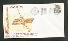 OGO VI SOLAR WIND SHOCK WAVE TESTS JUN 5,1969 VANDENBERG AFB  **** ORBIT COVERS