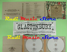 CD MUSIC GLASTONBURY THE FILM compilation 2006 COLDPLAY RADIOHEAD PRODIGY (C20)