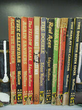 Edgar Wallace (Pan Books) - 11 Books Collection! (ID:28477)