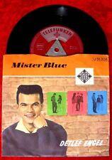 Single Detlef Engel Mister Blue Junges Glück