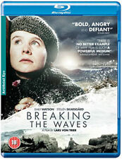 BREAKING THE WAVES - BLU-RAY - REGION B UK