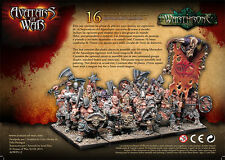 Avatars of War: Marauders of the Apocalypse GW - AOWpl12 -Warhammer Character