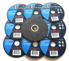 "10 NEIKO 4-1/2"" CUT-OFF WHEELS DISCS FITS BOSCH ANGLE GRINDER 1/16"" THICK 10024A"