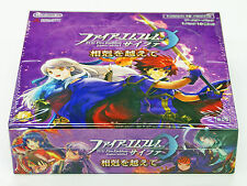 """TCG Fire Emblem 0 (Cipher) Card Booster Pack 5 """"Overcoming Rivalry"""""""
