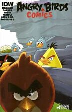ANGRY BIRDS #1 NEW JUNE 2014 COMIC BOOK JEFF PARKER MOBILE GAME YOUNG READER NEW