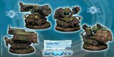 Infinity BNIB Ariadna - Traktor Muls. Regiment of Artillery and Support