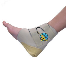 Medi-Dyne Tuli's Cheetahs Neoprene Ankle Wrap & Heel Cup -One-Size Fits All -NEW