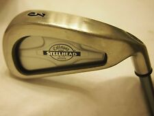 Callaway X-14 Steelhead # 3 iron- -MENS -RIGHT HANDED -FREE SHIPPING IN USA-